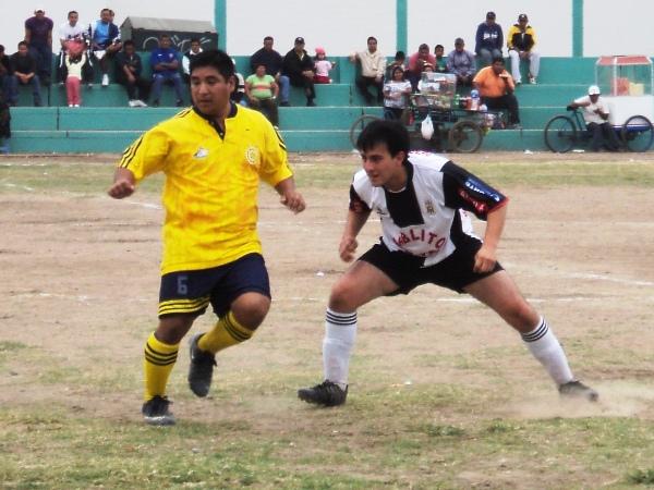 ¿Alguien podría creer que estos dos clubes de Dulanto aspiran a ascender a Primera División? (Foto: Aldo Ramírez / DeChalaca.com)