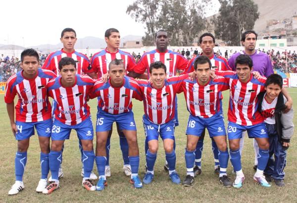 Estudiantes Condestable de Cañete, con el respaldo de la Minera Condestable, quiere hacer historia en la Copa Perú 2011. Actualmente está en la Etapa Departamental de Lima (Foto: José Miguel Saravia)