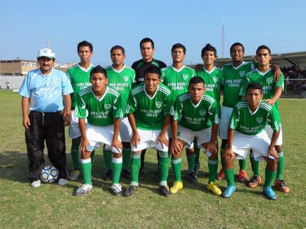 LIMA NORTE. Campeón de la Liga Distrital de Comas. (Foto: Mundo Deportivo Comas)