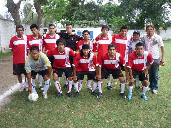 SPORT 96. Subcampeón de la Liga Distrital de Chaclacayo. (Foto: facebook.com)