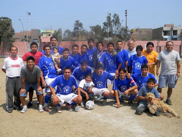 ADC VALDIVIEZO. Subcampeón de la Liga Distrital de San Luis. (Foto: Facebook)