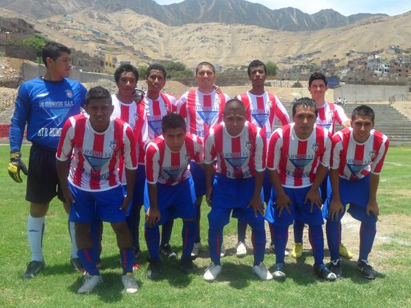 CULTURAL COMAS. Subcampeón de la Liga Distrital de Comas. (Foto: Mundo Deportivo Comas)