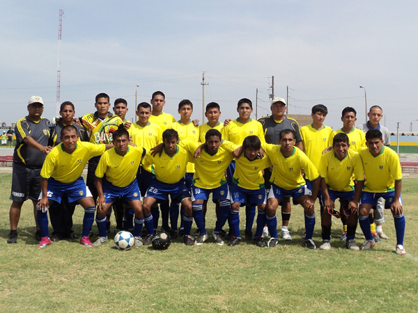 MARINERO ROBLES. Subcampeón de la Liga Distrital de Ancón. (Foto: Aldo Ramírez / DeChalaca.com)