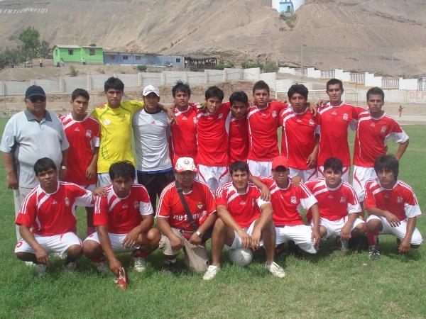INDEPENDIENTE GUAYABO. Subcampeón de la Liga Distrital de Pachácamac. (Foto: Liga Distrital de Fútbol de Pachácamac)