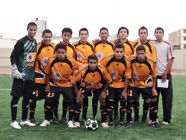 COMPUTRONIC. Campeón de la Liga Distrital de Breña. (Foto: Aldo Ramírez / DeChalaca.com)