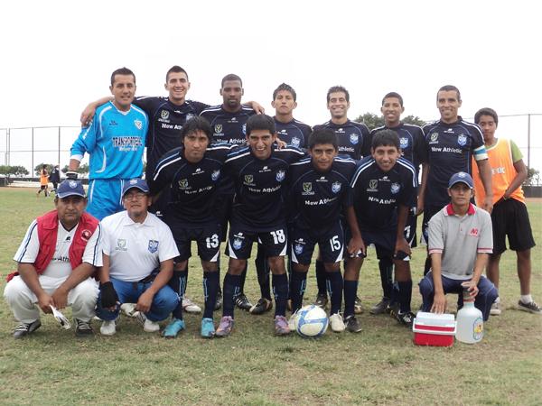 DIM. Campeón de la Liga Distrital de Miraflores. (Foto: Aldo Ramírez / DeChalaca.com)