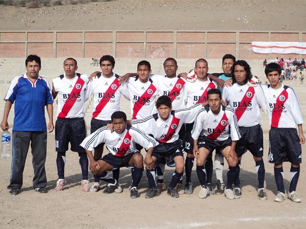 DEPORTIVO MUNICIPAL. Subcampeón de la Liga Distrital de Chorrillos. (Foto: Aldo Ramírez / DeChalaca.com)