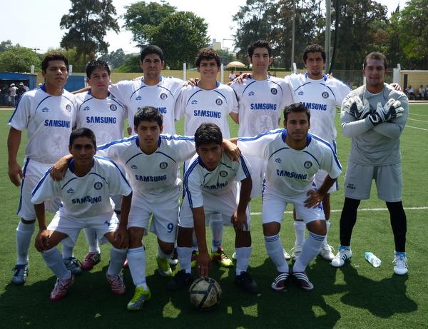 WHITE STAR. Tercer lugar en la Liga Distrital de Jesús María. (Foto: Mario Azabache / DeChalaca.com)