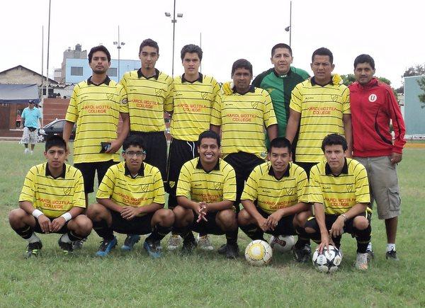 INKAS LIMA. Tercer lugar en la Liga Distrital de Pueblo Libre. (Foto: Aldo Ramírez / DeChalaca.com)