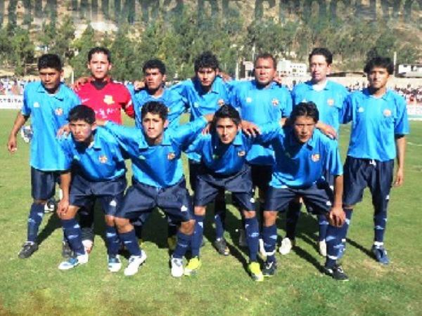 UNIÓN MINAS DE CCOCHACCASA. Subcampeón Departamental de Huancavelica (Foto: Víctor Marcas Sacha / sachita.tk)