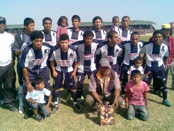 SPORT ALIANZA PISCO. Subcampeón Departamental de Ica (Foto: Ronda Deportiva de Ica)
