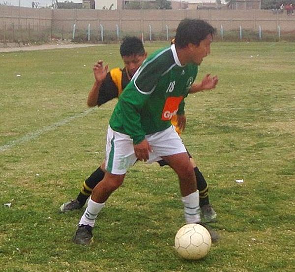 Coaguila se convirtió en una pieza importante en la campaña 2011 de Unión Minas de Orcopampa. (Foto: Emerson Valdivia)