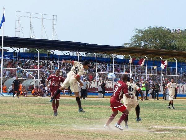 El estadio Mariscal Cáceres de Tumbes podría albergar a la Segunda División con el incremento de equipos (Foto: diario La Prensa de Tumbes)