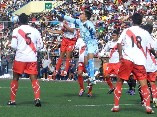 La Copa Peru tuvo en Alfonso Ugarte su último gran representante llegando a la final (Foto: Aldo Ramírez / DeChalaca.com)