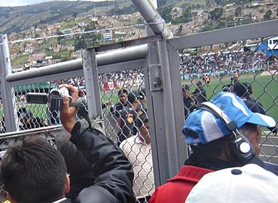 Foto: Aldo Ramírez / DeChalaca.com, enviado especial a Cajamarca