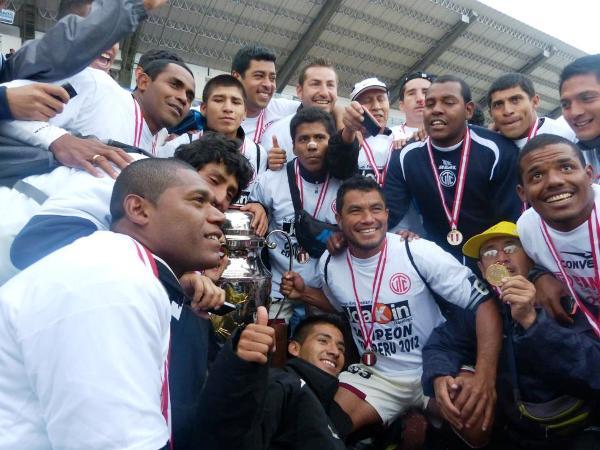 En la adfp-sd esperan que el ganador de la Copa Perú sume su presencia en la Segunda División como paso previo para llegar al Descentralizado (Foto: Iván Carpio / DeChalaca.com)