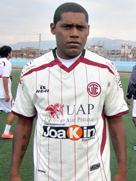 A su corta edad, Luis Laguna ya tiene la experiencia de haber sido campeón de los tres torneos nacionales. Hoy, con el uniforme de UTC, puede repetir la del 'fútbol macho'. (Foto: Cajamarca Global)