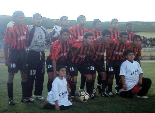 En los últimos años, Sporting Caxamarca -ex Comerciantes Unidos Scorpión Club- se convirtió en el más duro escollo de UTC y protagonizaron una suerte de clásico moderno en Cajamarca (Foto: sportingcaj-sc.galeon.com)