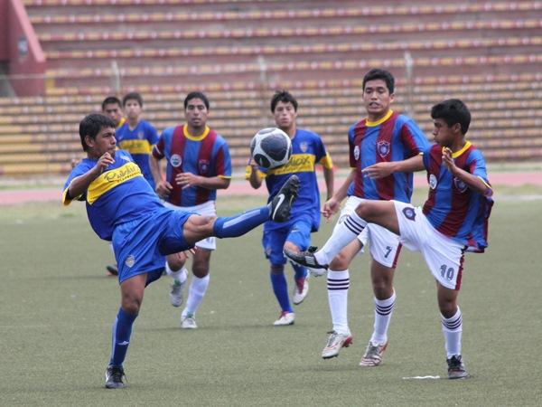 Los rostros nuevos son los que a partir de 2013 van a tomar el protagonismo de la Copa Perú (Foto: diario La Industria de Chiclayo)