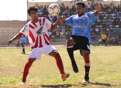 Foto: Jesús Chinga / Deportes en Red