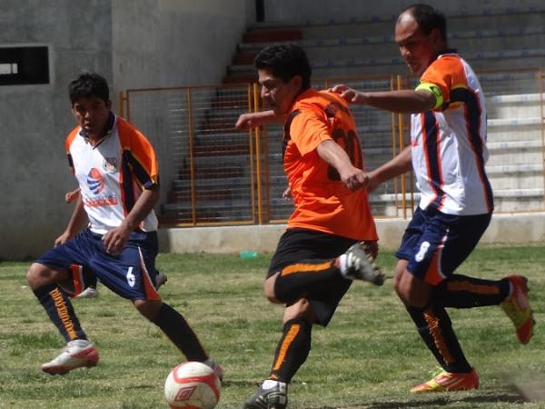 NO LO APROVECHÓ. Huaraz FC no pudo vencer a San Cristóbal de Shupluy en el Rosas Pampa y tiene la difícil misión de ganar en Yungay. (Foto: Diario de Chimbote)