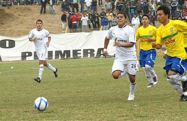 Cañete también tuvo presencia en Primera con el Walter Ormeño, que persiste en su lucha vía la Copa Perú (Foto: Luis Chacón / DeChalaca.com)
