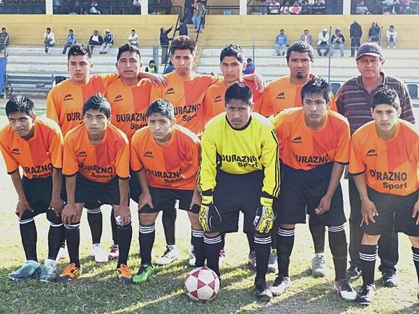 Durazno Sport es un club que, en su primera temporada en la Primera de Huaral, intenta llegar lejos. (Foto: Liga Distrital de Fútbol de Huaral).