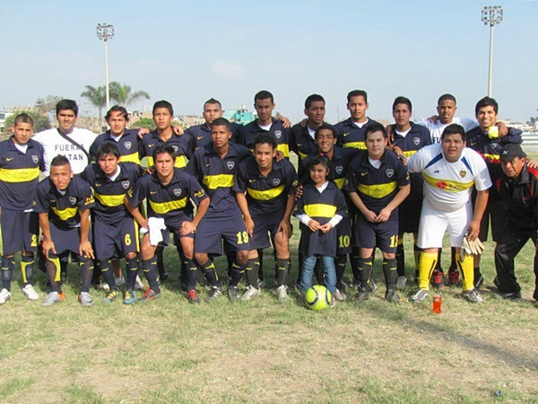 Foto: Prensa Boca Juniors Barranco