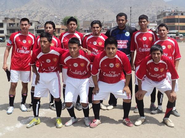 Los Pinos (Campeón de Canto Grande) (Foto: Aldo Ramírez / DeChalaca.com)