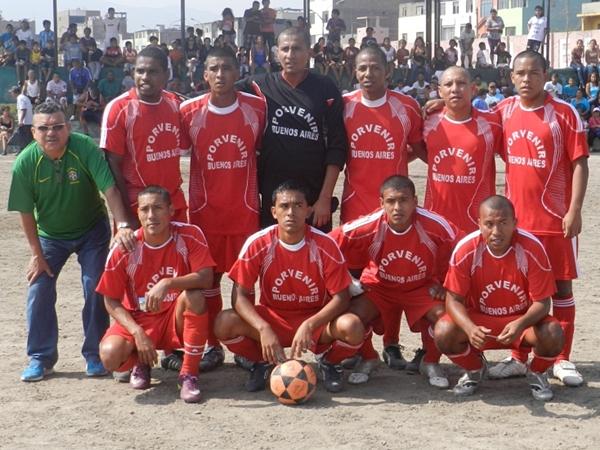 Porvenir Buenos Aires (Subcampeón de Cercado) (Foto: José Salcedo / DeChalaca.com)