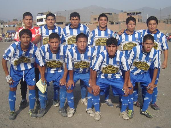 Sport Collique (Subcampeón de Collique) (Foto: Aldo Ramírez / DeChalaca.com)