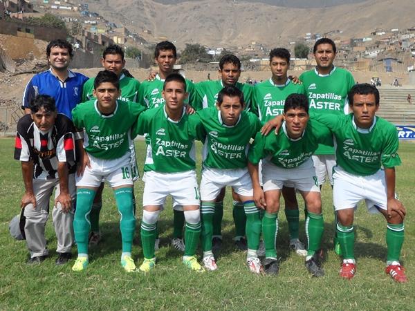 Juventud Comas (Subcampeón de Comas) (Foto: Marco Villaflor)