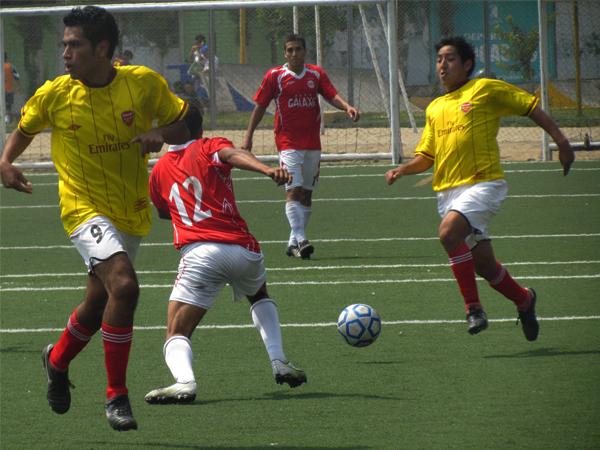 Arsenal FBC vs. AD Galaxie 901 (Foto: José Salcedo / DeChalaca.com)