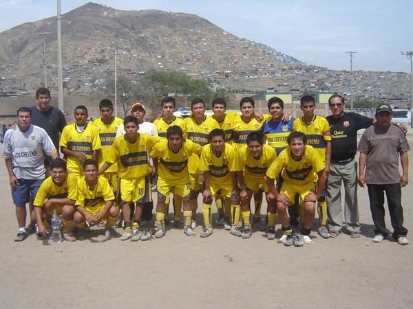 Los Chéveres (Subcampeón de José Carlos Mariátegui) (Foto: Aldo Ramírez / DeChalaca.com)