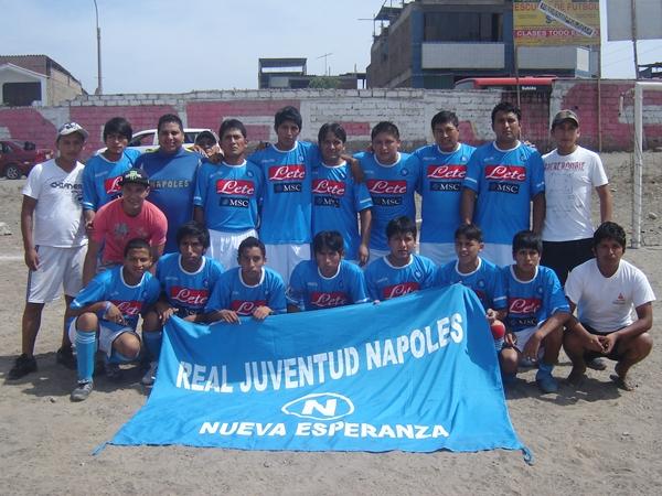 Real Nápoles (Tercero de José Carlos Mariátegui) (Foto: Aldo Ramírez / DeChalaca.com)
