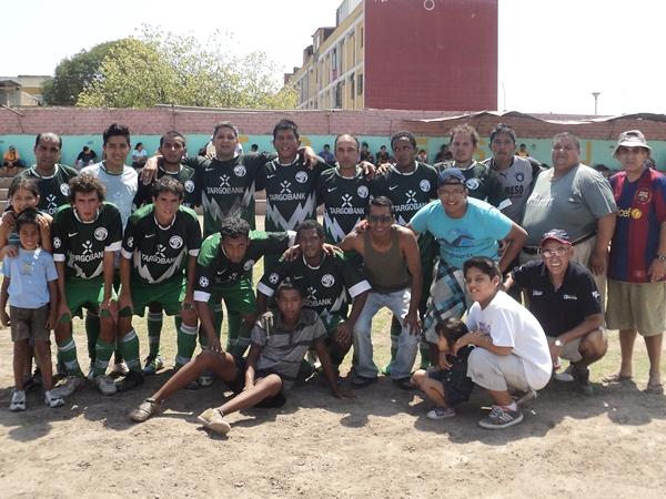 Juventud Cosmos 2001 (Campeón de La Victoria) (Foto: Aldo Ramírez / DeChalaca.com)