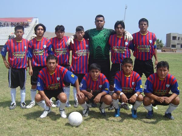 Las Palmas FC (Subcampeón de Pachacámac) (Foto: Aldo Ramírez / DeChalaca.com)