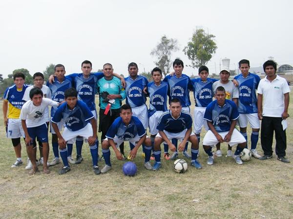 Futuro Sports (Subcampeón de Puente Piedra) (Foto: Miguel Ángel)