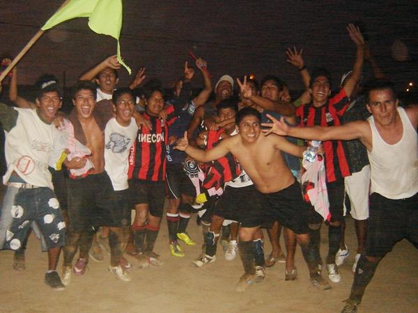 La Argolla FC (Campeón de Punta Negra) (Foto: Aldo Ramírez / DeChalaca.com)