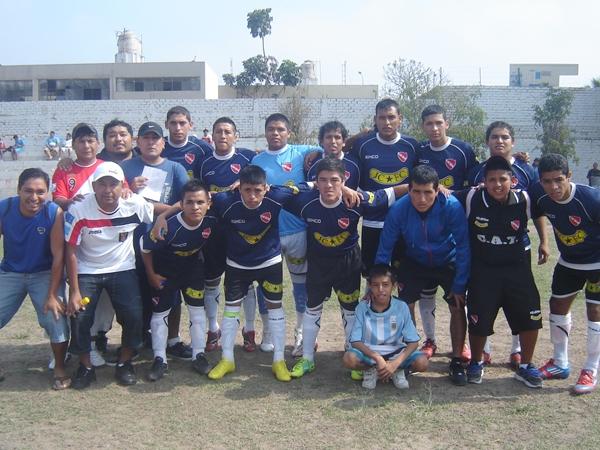 Atlético Totoritas (Subcampeón de Rímac) (Foto: Aldo Ramírez / DeChalaca.com)