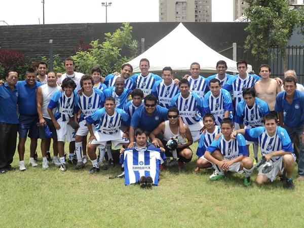 Deport San Borja (Subcampeón de San Borja) (Foto: Aldo Ramírez / DeChalaca.com)