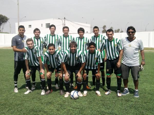 Lima Cricket (Campeón de San Isidro) (Foto: Liga Distrital de San Isidro)