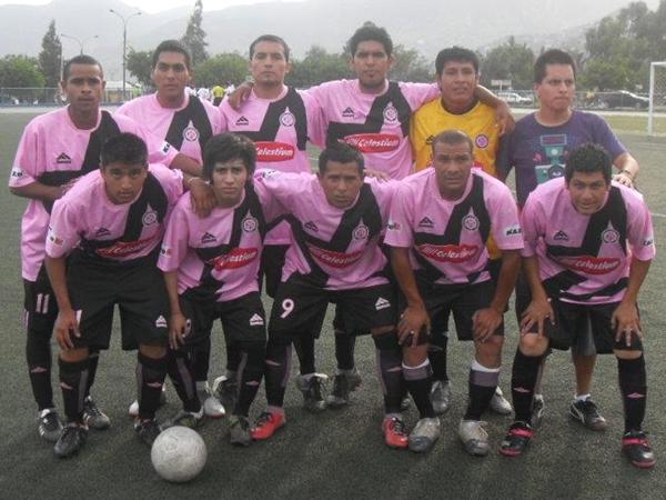 CD Academia Espinoza (Subcampeón de San Juan de Lurigancho) (Foto: Facebook)