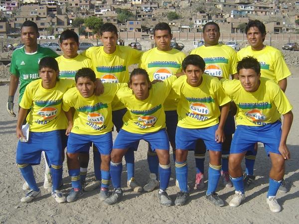 Deportivo Jardín (Campeón de Villa María del Triunfo) (Foto: Aldo Ramírez / DeChalaca.com)