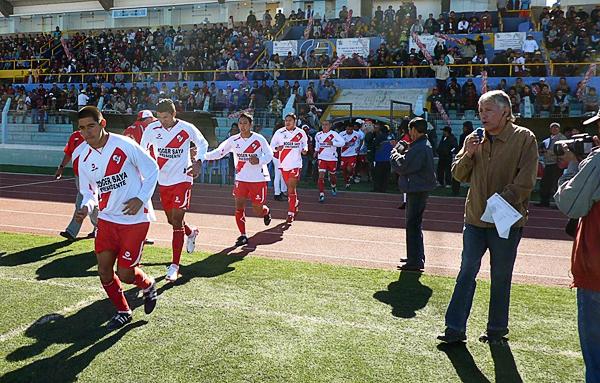 En Puno el nombre de Alfonso Ugarte es sinónimo de equipo con mucha historia, tanta como el héroe peruano que inspiró su fundación (Foto: Puno Deportes)