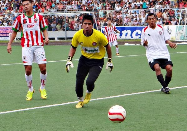 Unión Huaral le cortó el camino al equipo de Ucayali que ahora puede tener una nueva opción de lograr el ascenso de unirse a la Segunda División (Foto: Diario Ahora de Pucallpa)