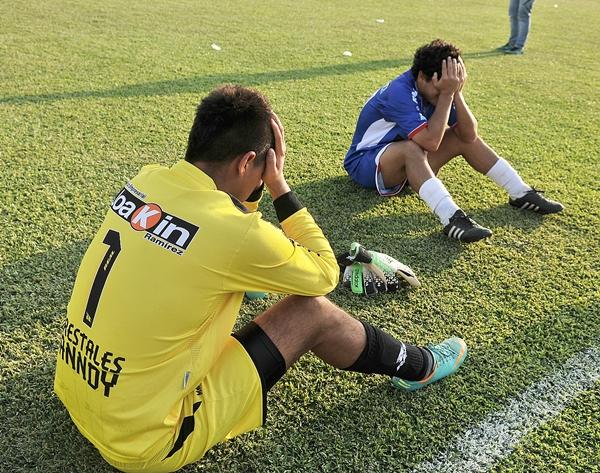 El 4-1 confirmó la eliminación de Mannucci y el pase a la semifinal de Willy Serrato, que espera rival. (Foto: diario La Industria de Trujillo)