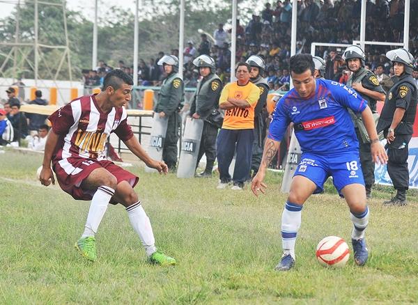 Todo indica que no existe posibilidad de ver a Mannucci jugando en la Segunda División (Foto: diario La Industria de Trujillo)
