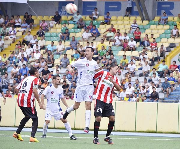 El camino de CNI FC, representante de Loreto en la Etapa Nacional, culminó cuando se topó con Unión Huaral (Foto: Fernando Herrera / DeChalaca.com)