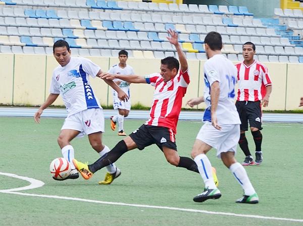 La experiencia de Marco Salinas fue vital para que Huaral consiga el objetivo. (Foto: Fernando Herrera / DeChalaca.com)